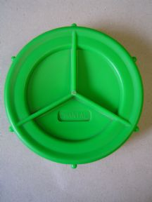 "SPARE LARGE GREEN 150 mm / 6"" CAP - CHANTAL"